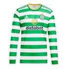 Celtic Mens 20/21 Home Shirt with Long Sleeves