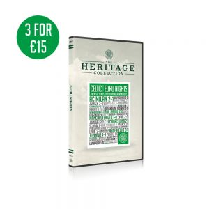 Celtic Euro Nights, Over 50 Years of European Adventures DVD
