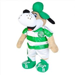 Hoopy the Hound Celtic Mascot Large