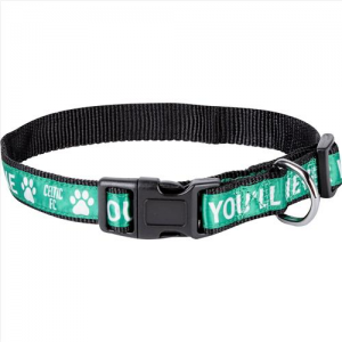 You`ll Never Walk Alone Celtic Dog Collar