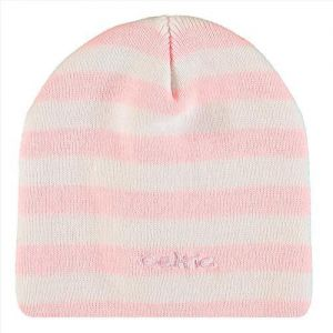Infant Pink Hooped Celtic Beanie