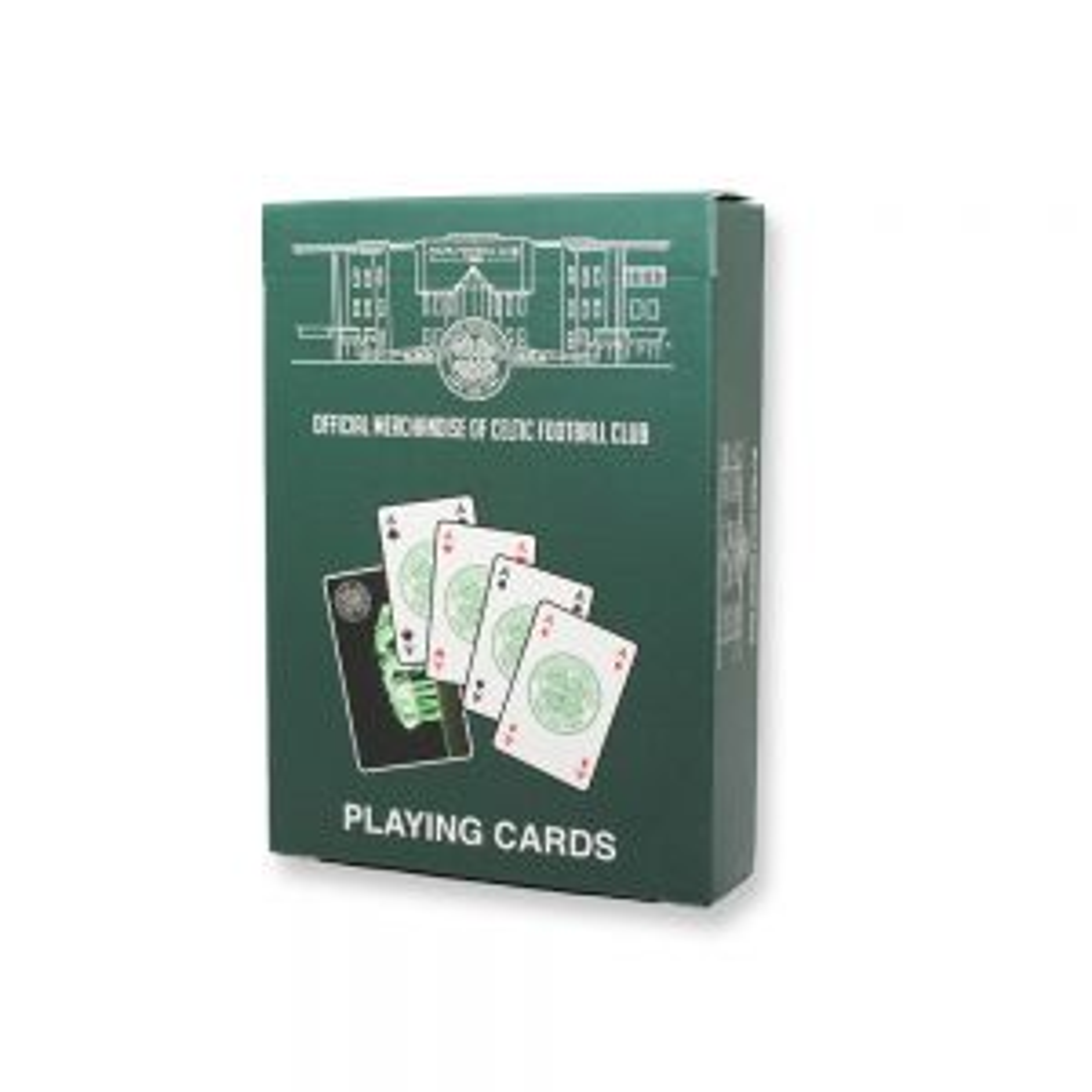 Celtic Huddle Playing Cards