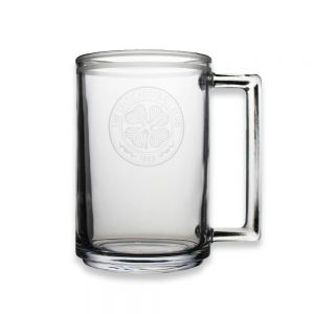 Celtic Crest Tankard