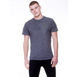 Celtic Heritage Ribbed Panel Clover T-shirt