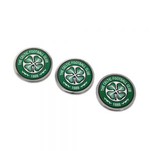 Celtic 3 Pack Golf Ball Markers