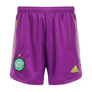 Celtic FC Mens 20/21 Home Goalkeeper Short