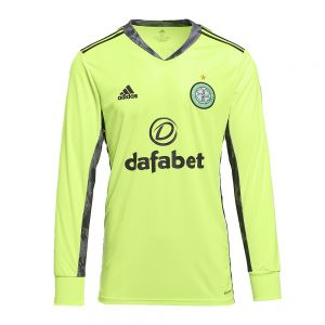 Celtic Mens 20/21 Away Goalkeeper Shirt with Long Sleeves