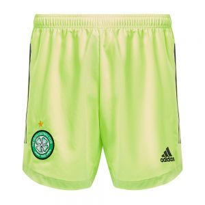Celtic Mens 20/21 Away Goalkeeper Short