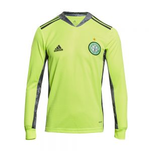 Celtic Junior 20/21 Away Goalkeeper Shirt with Long Sleeves