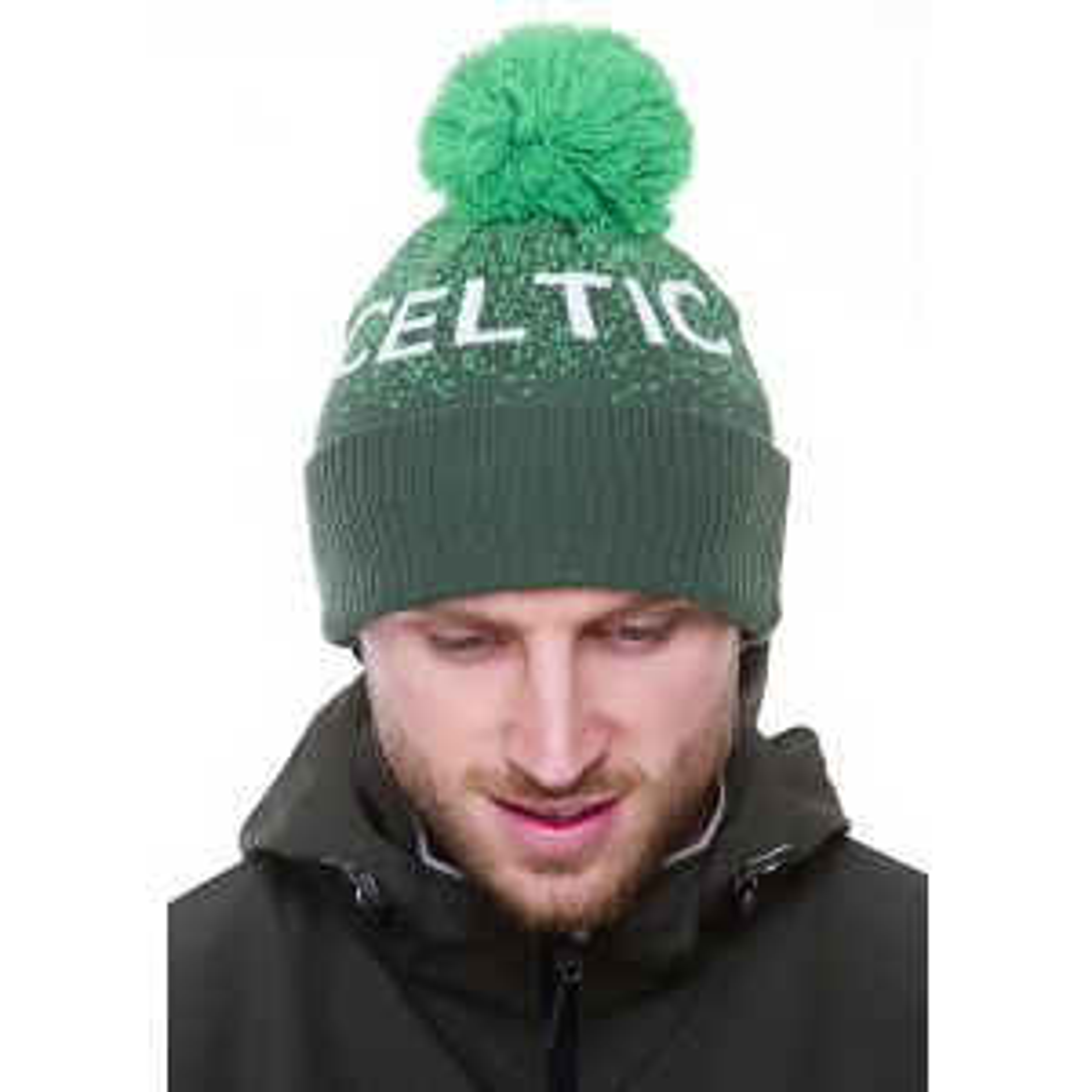 Celtic Half Tone Text Beanie