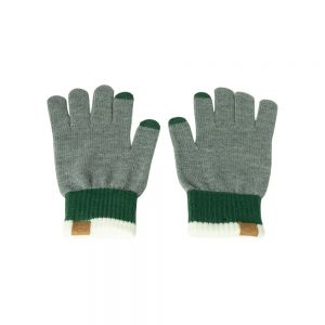 Celtic Junior Contrast Touchscreen Glove