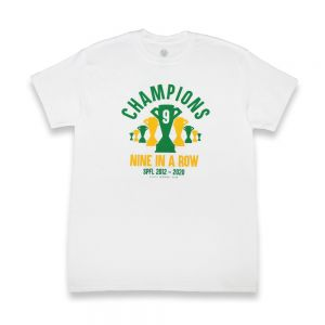 Celtic Champions 9 In A Row T-shirt