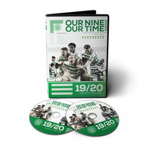 Celtic Our Nine, Our Time DVD