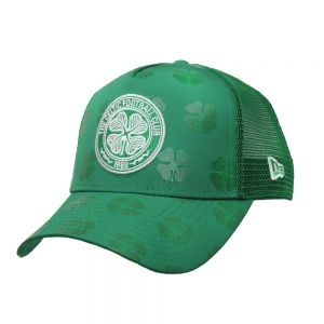 Celtic New Era Snapback Trucker Cap
