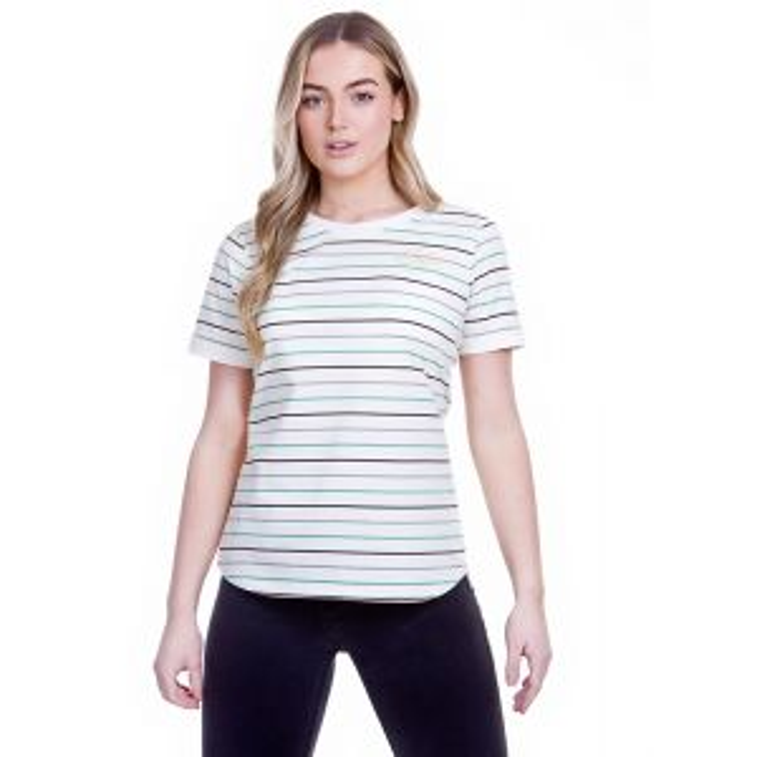 Celtic Womens Stripe T-shirt