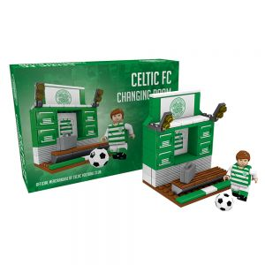 Celtic Bricks Changing Room
