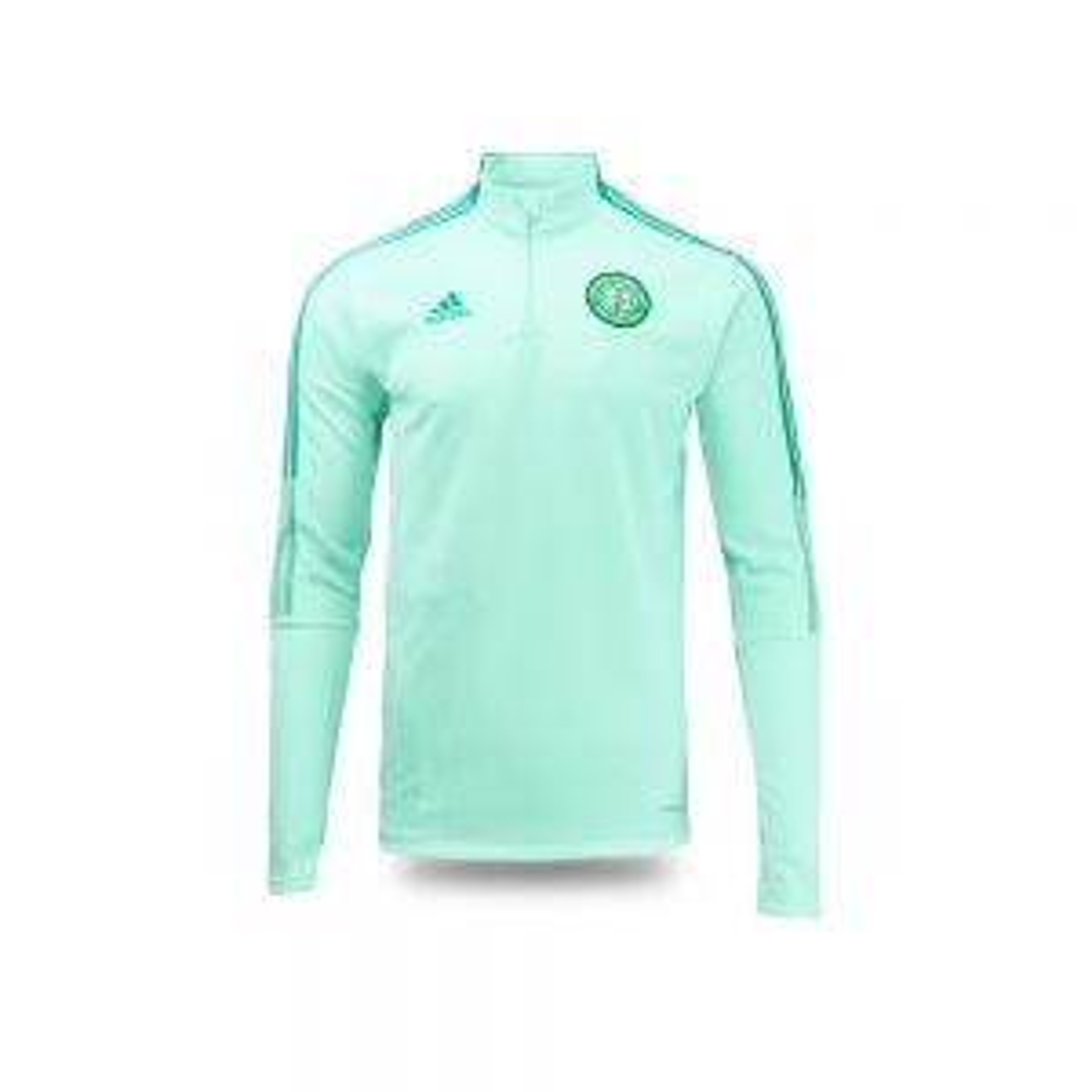 adidas Celtic 2021/22 Junior Training Top - Mint