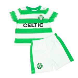 Celtic Baby Hooped T-Shirt and Short Set