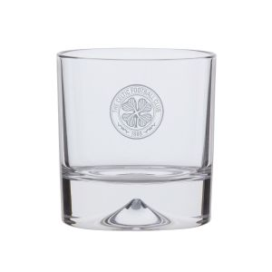 Celtic Personalised Dimple Double Old Fashioned Glass