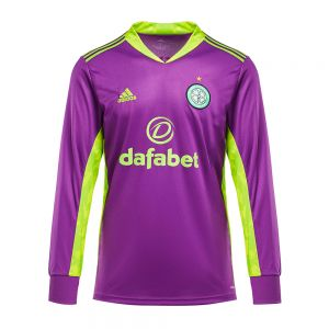 Celtic FC Mens 20/21 Home Goalkeeper Shirt with Long Sleeves