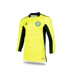 Celtic Junior 2021/22 Home Goalkeeper Shirt with Long Sleeves