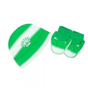 Celtic Baby Bhoys Hat and Booties Set