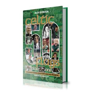 Celtic 50 Flags Book