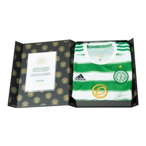 Celtic 2021/22 Player Signed Top