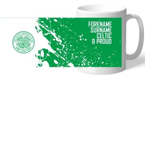 Celtic Personalised Proud Mug