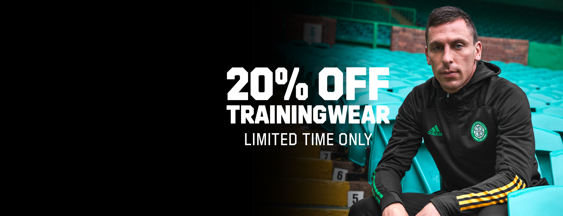 20% off Trainingwear