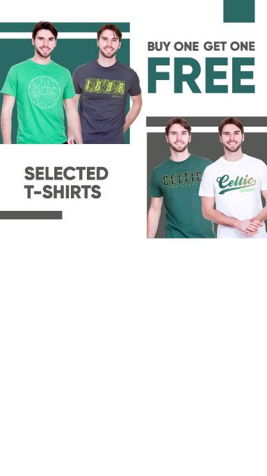 B.O.G.O.F T-shirts