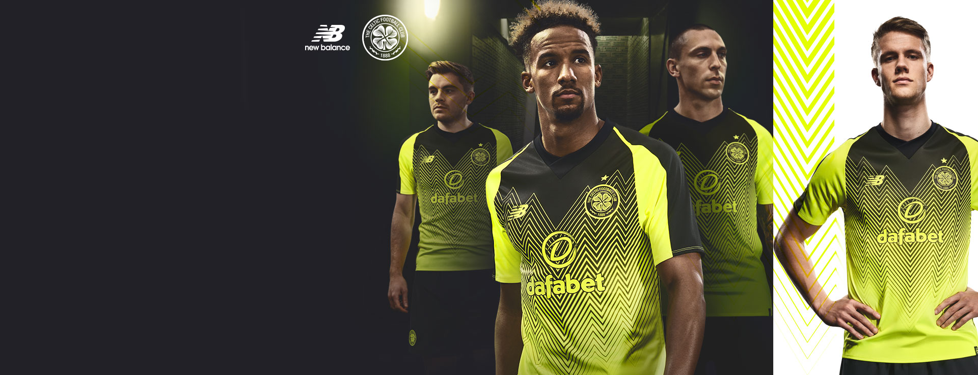 Celtic FC Official Third Kit