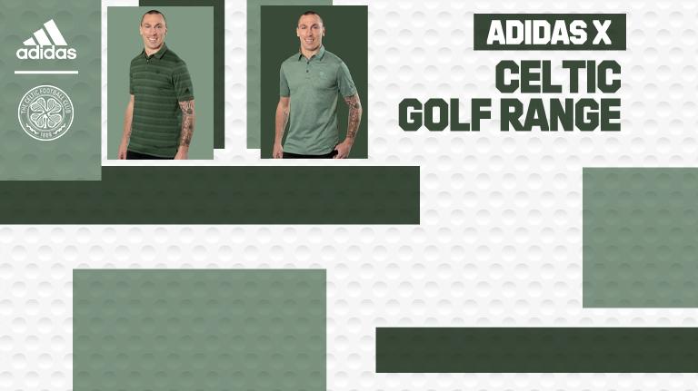 adidas x Celtic FC Golf Range