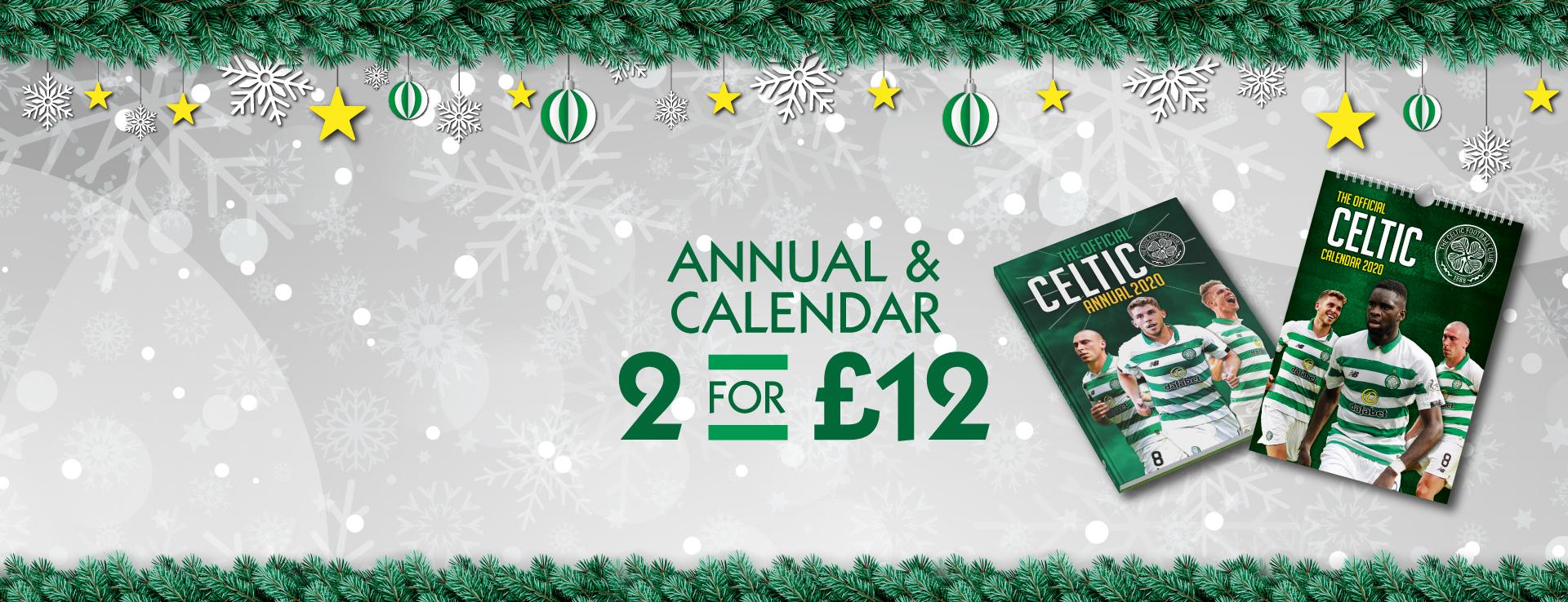 2020 Annual & Calendar