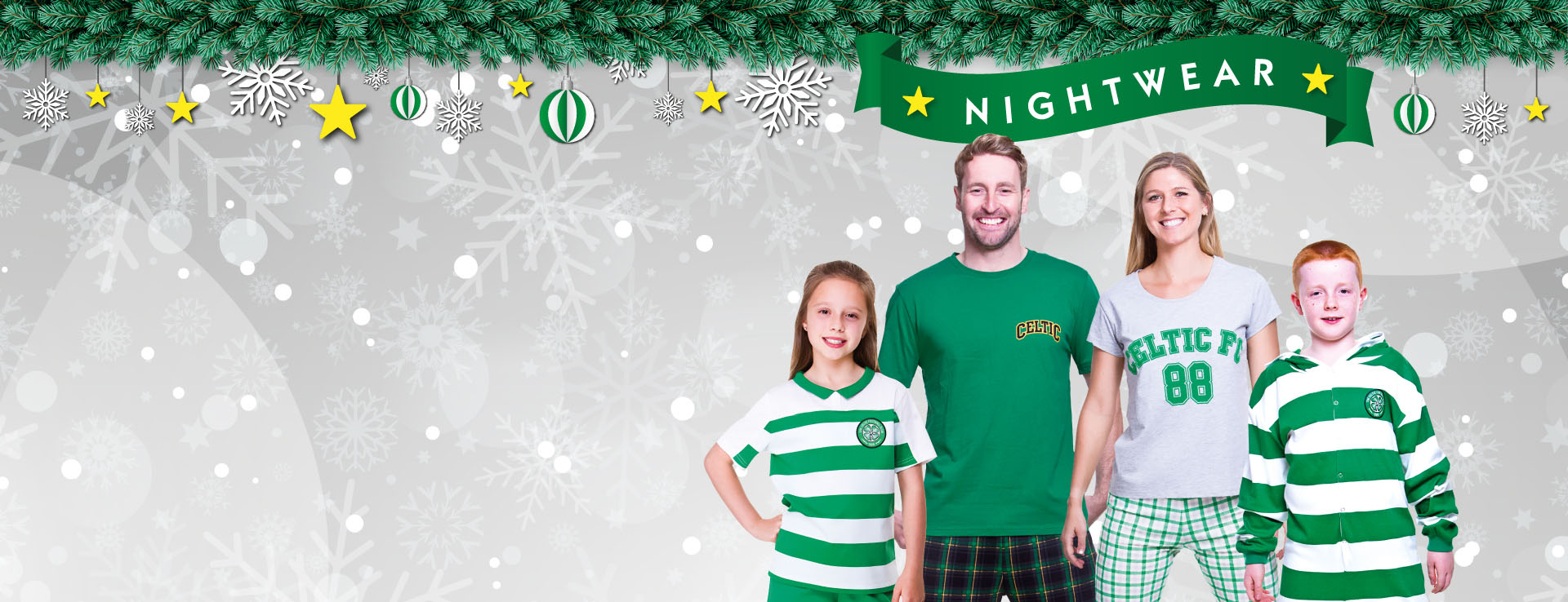 Nightwear for all the Family