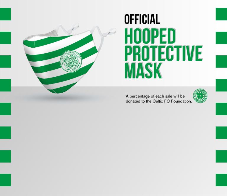 Hooped Protective Mask