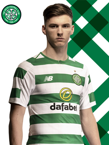 bf44f0795 Celtic FC Official Home Kit 18 19