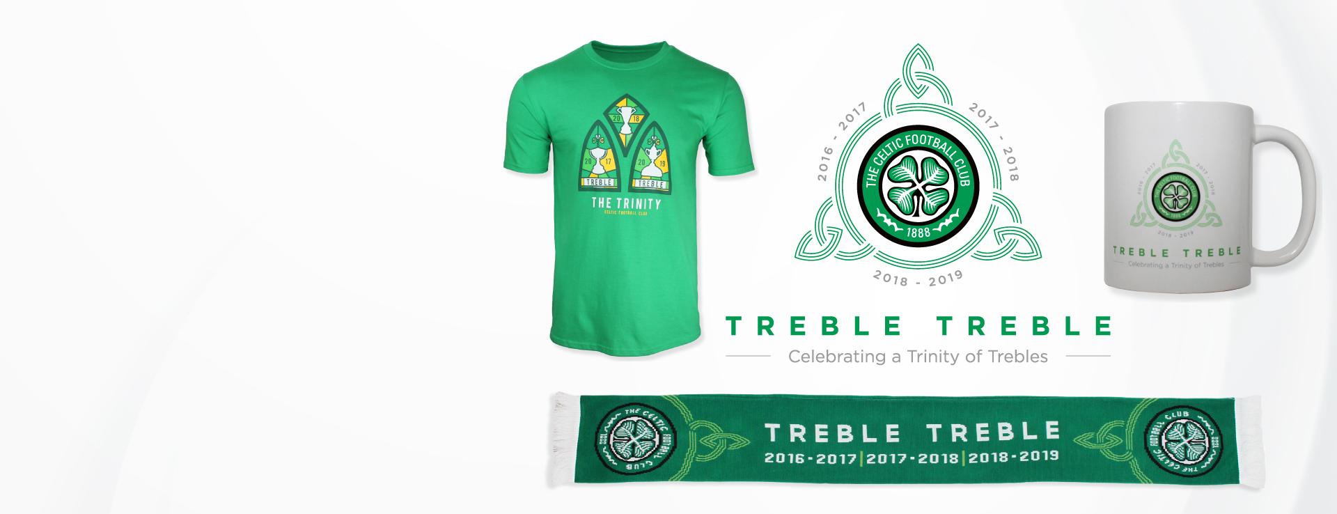 Treble Treble Champions