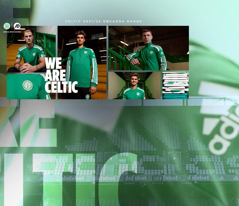 adidas x Celtic FC Squadra Range