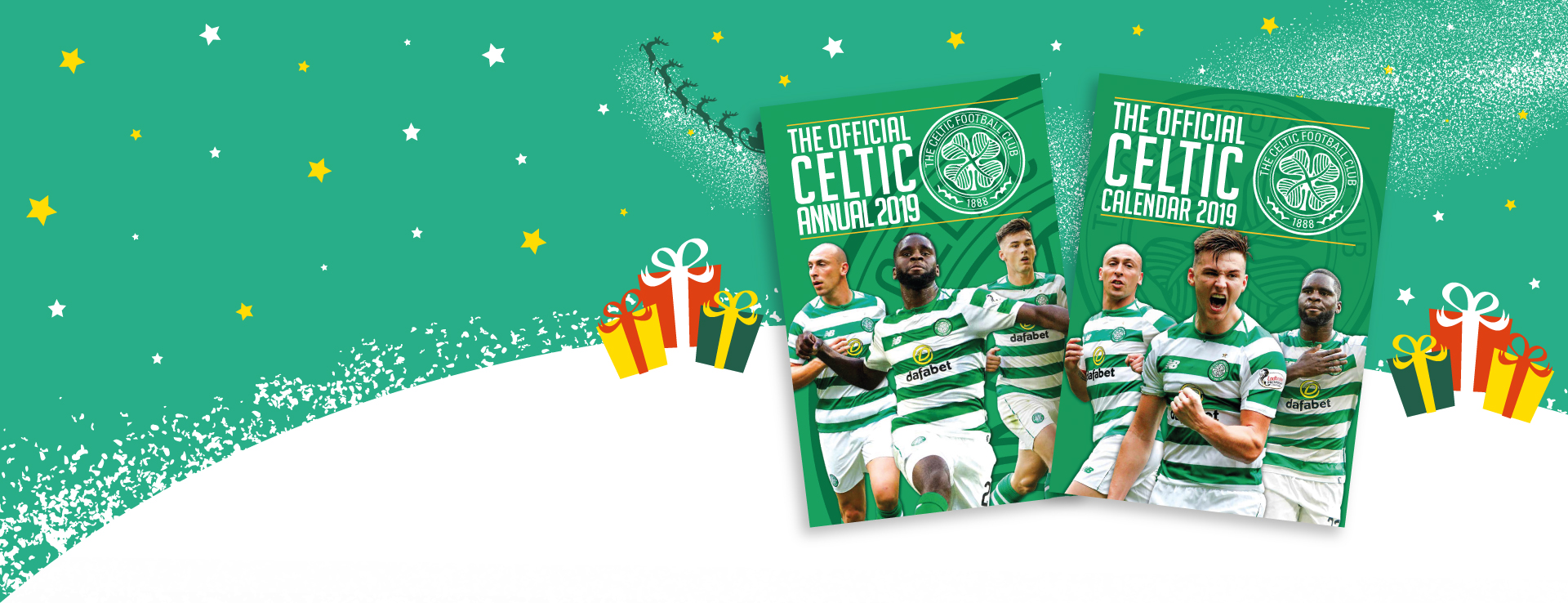 2 for £12 Annual and Calendar