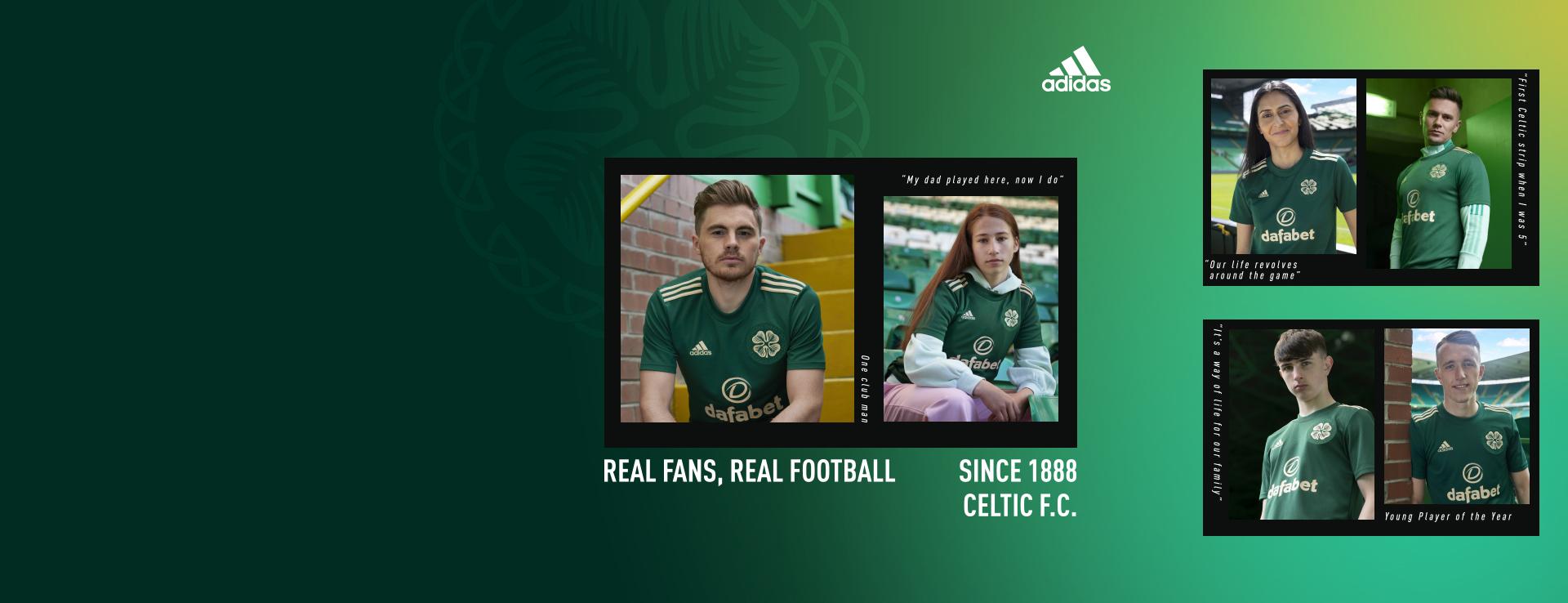 Celtic FC 2021/22 Away Kit
