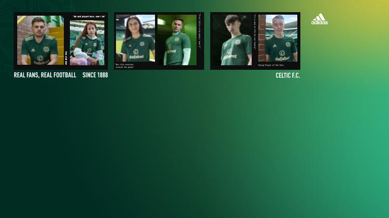 Celtic FC 2020/21 Away Kit