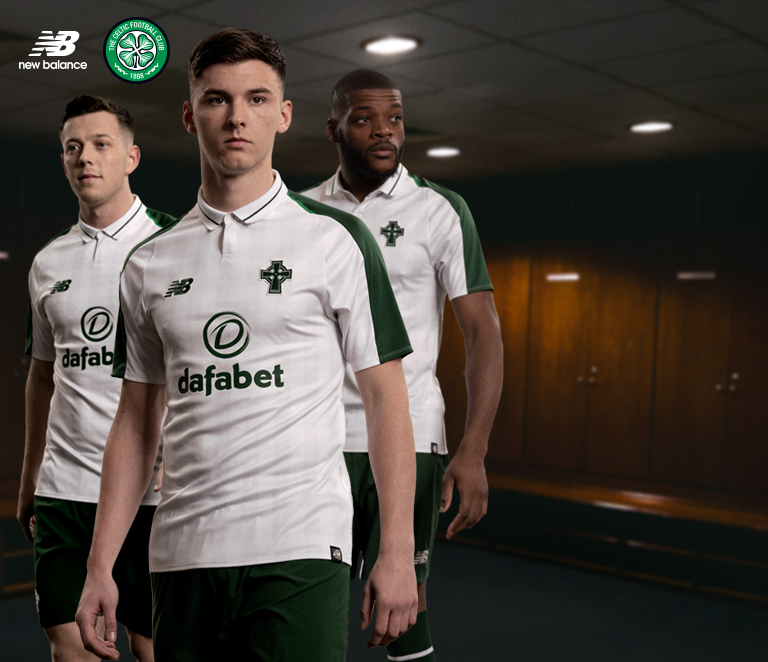 Only the Bold Celtic FC Away Kit 18/19