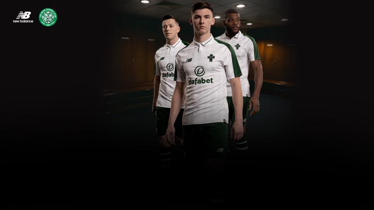 Celtic FC 18/19 Away Kit