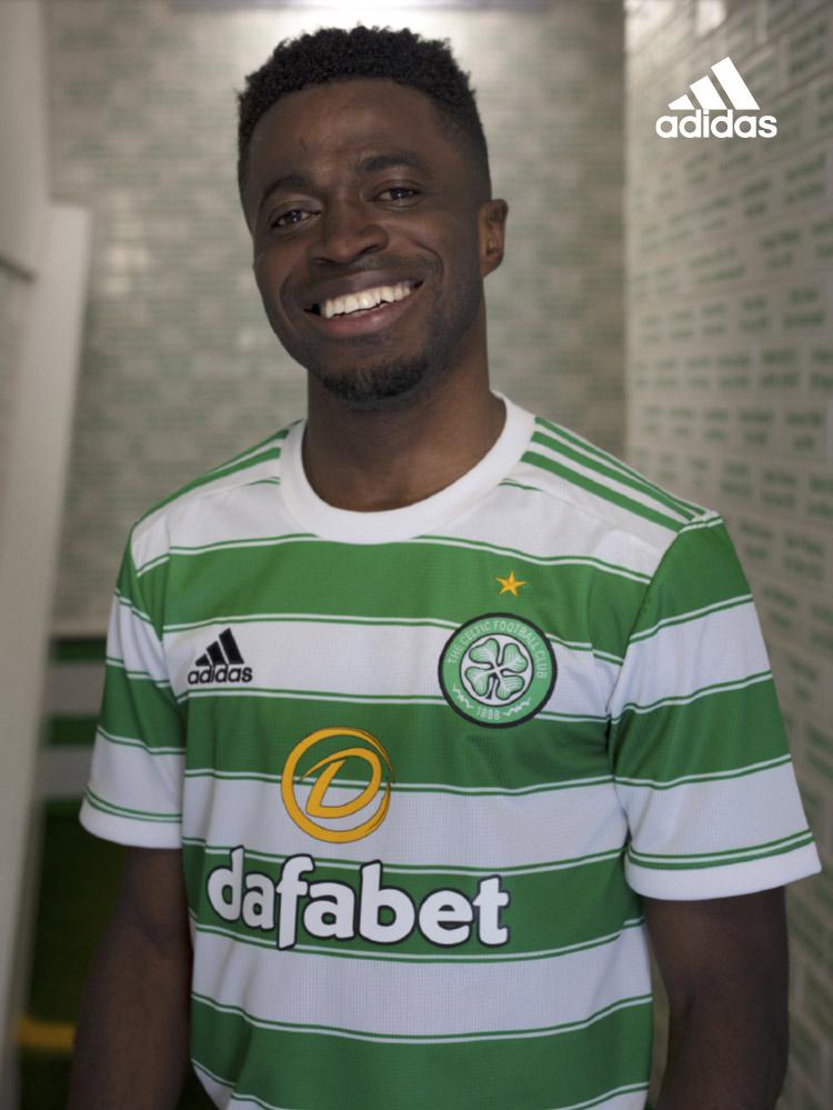 Celtic FC Official Home Kit 21 22