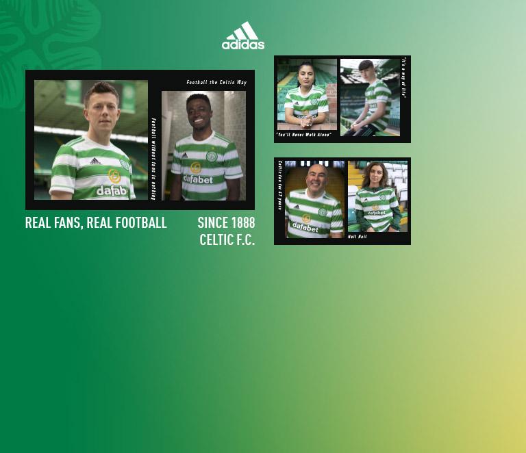 Celtic FC 2021/22 Home Kit