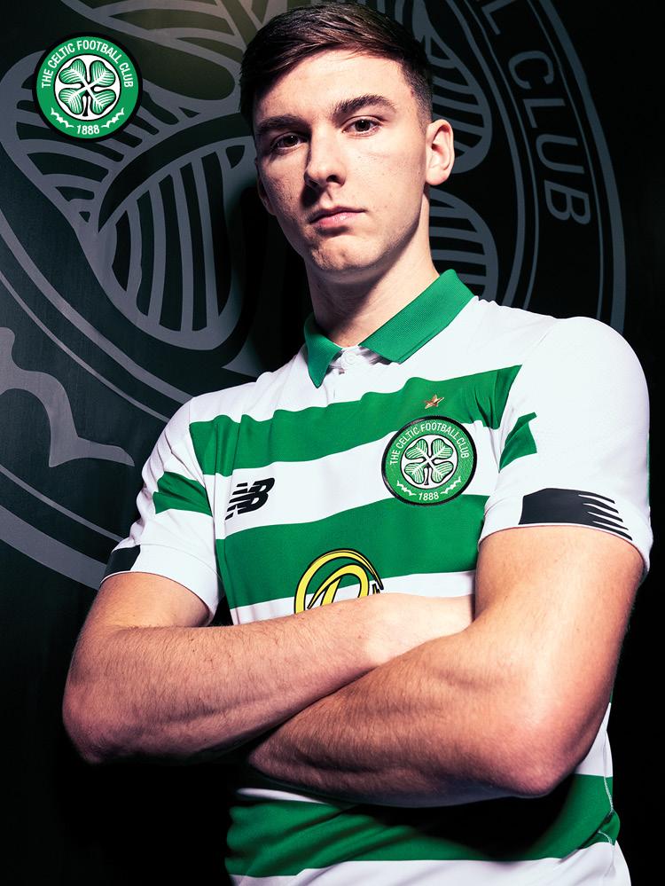 Celtic FC Official Home Kit 19 20