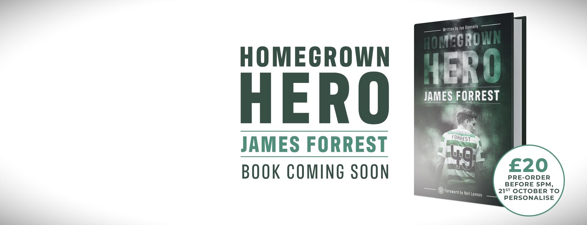 Homegrown Hero Book