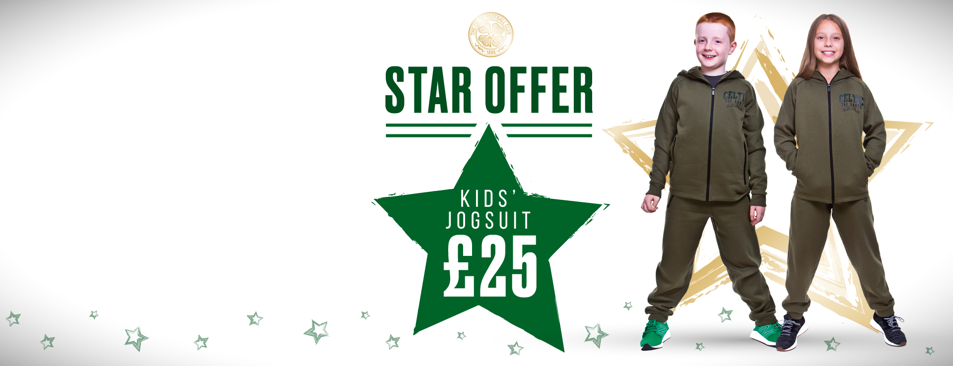 Star Offer Jogsuit