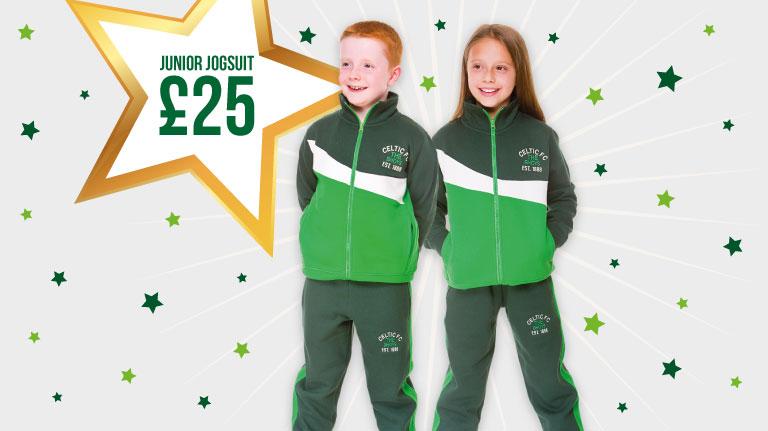 Star Offer Junior Jog Suit